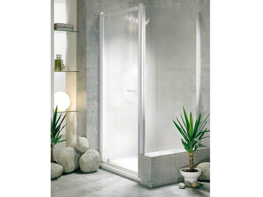duschkabine aus kristall mit wanne natura 4000 by duka. Black Bedroom Furniture Sets. Home Design Ideas