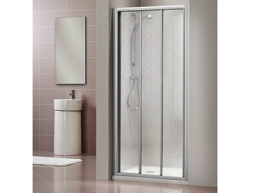 Niche methacrylate shower cabin DUKESSA 3000 by DUKA