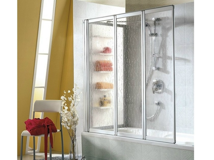 Methacrylate bathtub wall panel MULTI 3000 - DUKA