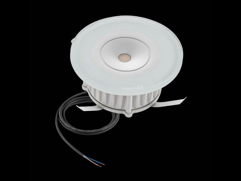 LED walkover light steplight STILE NEXT ZERO POWER 120T by Lombardo