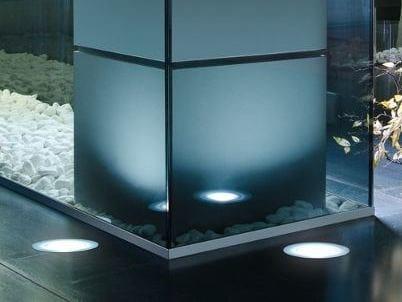 Faretto a LED per pavimento STILE NEXT ZERO POWER 120T by Lombardo design Daniele Fenaroli ...
