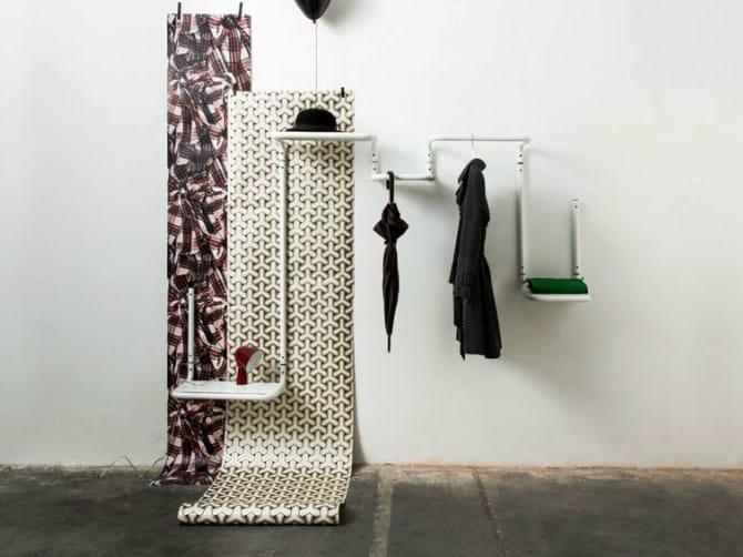 Wall-mounted coat rack FLOOR 95 - Covo
