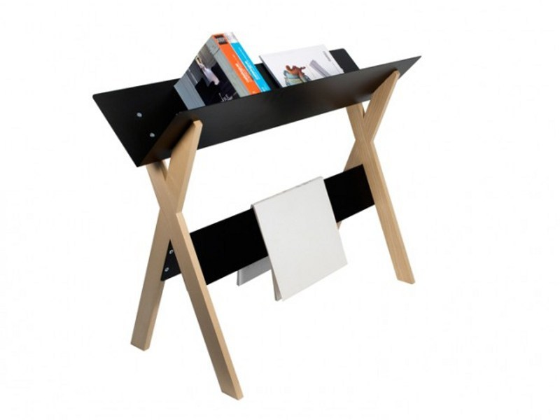 Magazine rack LESEFUTTER by Covo