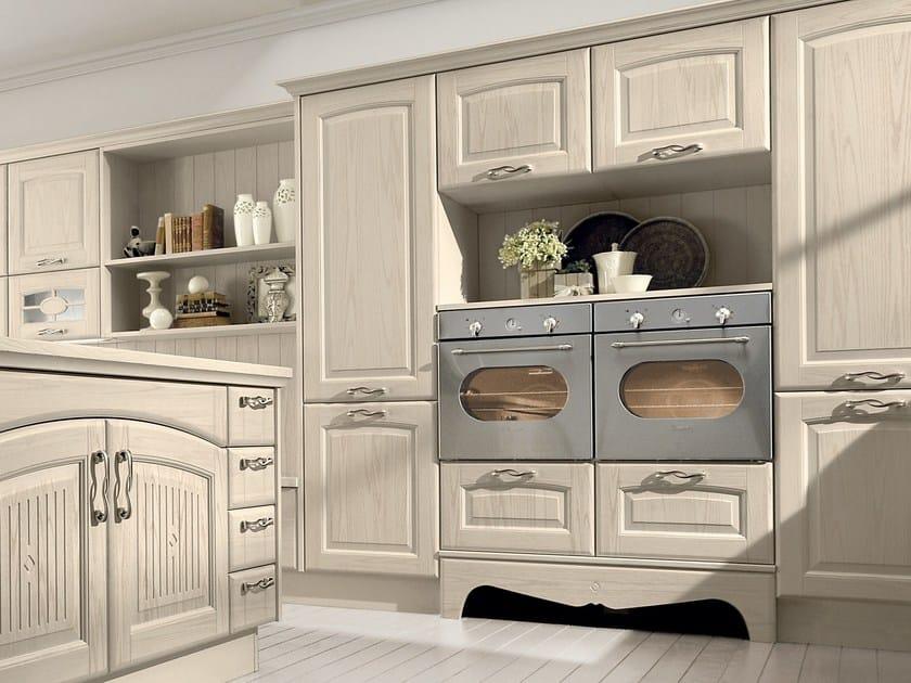 Cucina in legno con isola veronica cucina cucine lube - Listino prezzi cucine lube ...
