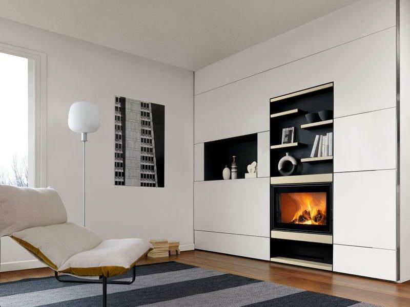 Faïence Fireplace Mantel PRESTON by Piazzetta