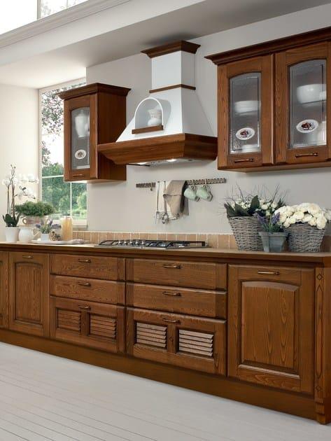Veronica cucina con maniglie by cucine lube - Maniglie da cucina ...