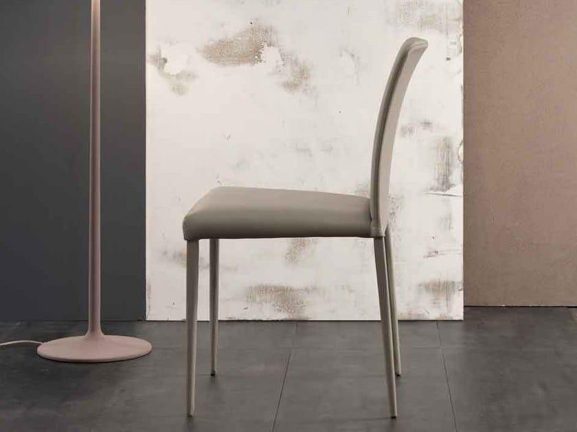 Upholstered chair DELI by Bonaldo
