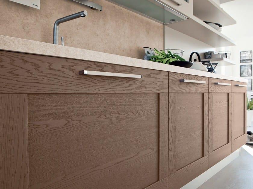 Cucina lineare in legno gallery cucina lineare cucine lube - Cucina lube gallery ...