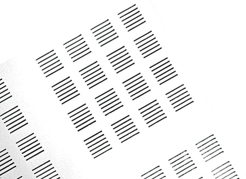 Gypsum ceiling tiles FESSURATE B5 by Knauf Italia