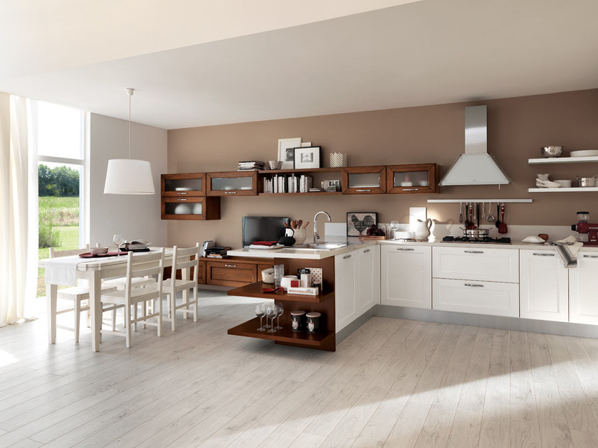 Ash kitchen CLAUDIA | Kitchen by Cucine Lube