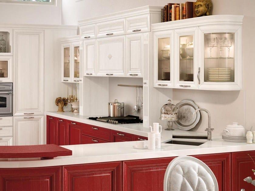 Cucina decapata con maniglie pantheon cucina con maniglie cucine lube - Cucina pantheon lube prezzo ...