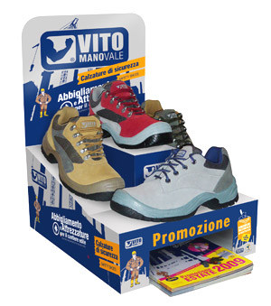 Safety shoes S1P CAZZUOLA D'ORO - COMATED EDILIZIA