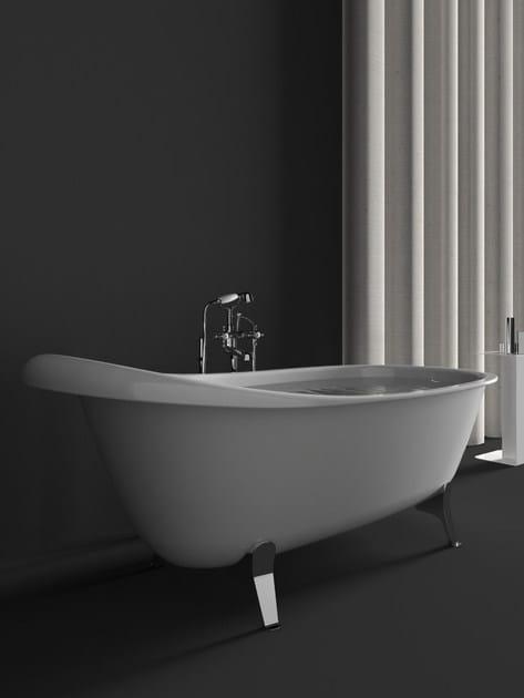 Vasca da bagno centro stanza in silkstone agor vasca da - Kos vasche da bagno ...