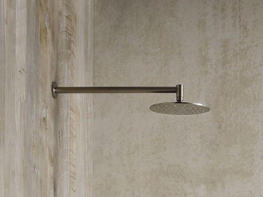 Wall-mounted steel overhead shower BREZZA | Overhead shower - Rexa Design