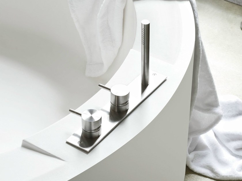 Bathtub set with hand shower BREZZA | Bathtub set - Rexa Design