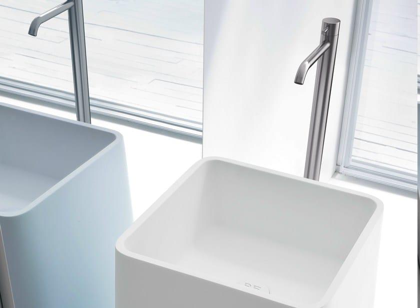 Floor standing washbasin tap BREZZA | Floor standing washbasin tap - Rexa Design