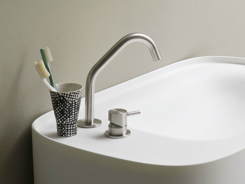 2 hole washbasin tap BREZZA | Washbasin tap - Rexa Design