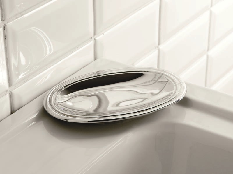 Countertop soap dish DAME | soap dish - GENTRY HOME
