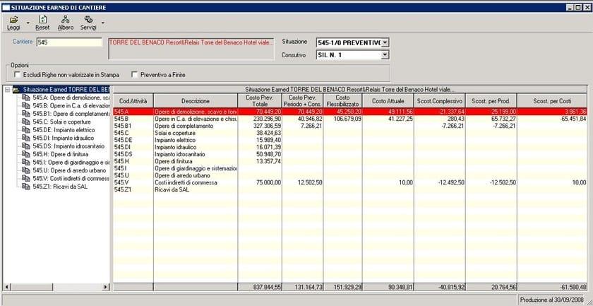 Building procurement management STR VISION AMMINISTRAZIONE - STR - TSS S.p.A. - Gruppo TeamSystem