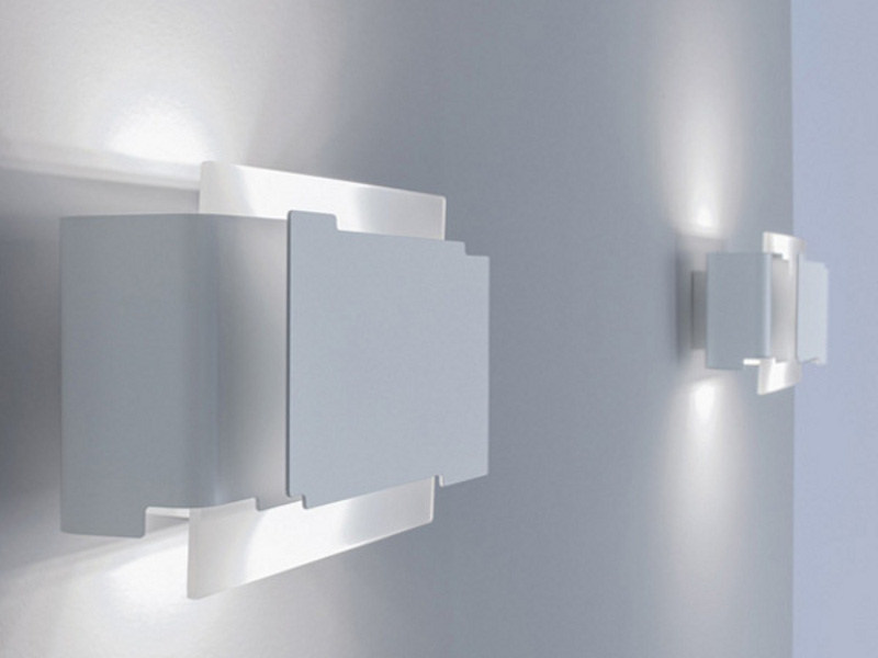 LED wall light KAT by Lucente