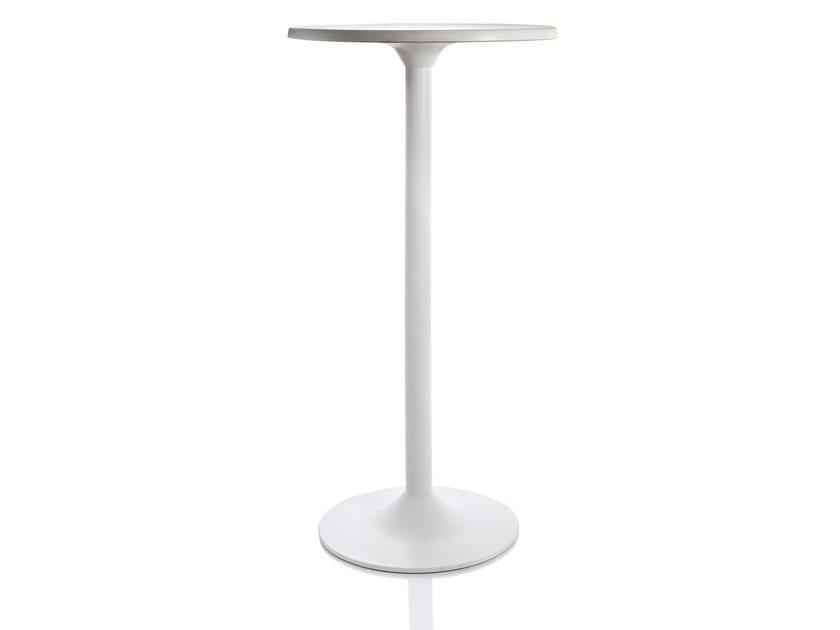 Round high table MOJITO | High table - ALMA DESIGN
