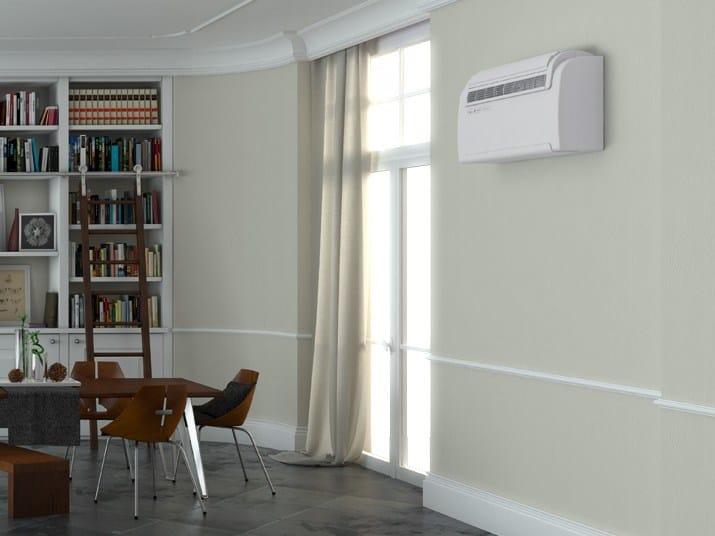 Climatizzatore a parete mono split senza unit esterna - Unita esterna condizionatore dimensioni ridotte ...