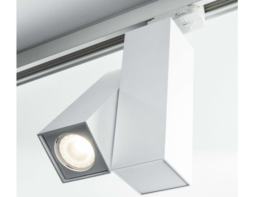LED Track-Light BI-CUBO | Track-Light - LUCIFERO'S