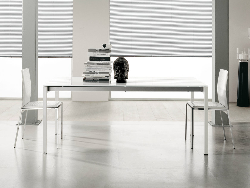 Dining rectangular table