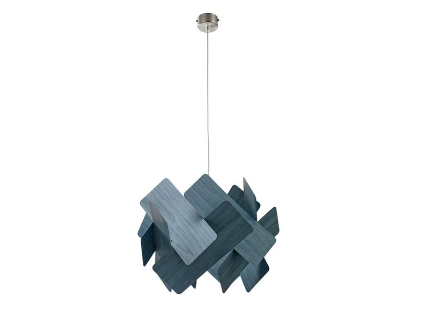 Polywood® pendant lamp ESCAPE S by LZF