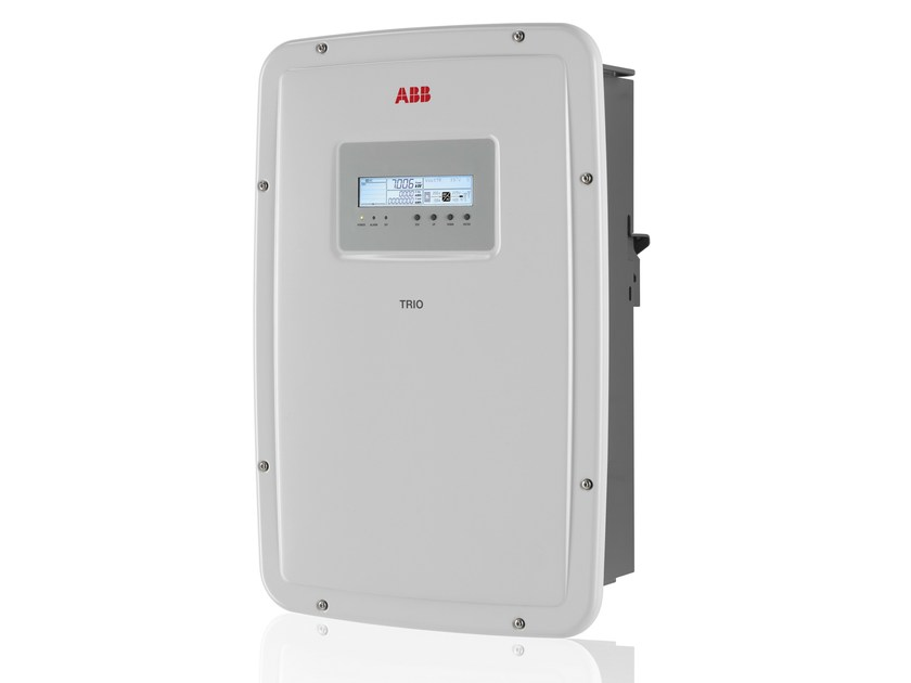 Inverter for photovoltaic system TRIO-7.5-TL-OUTD by ABB