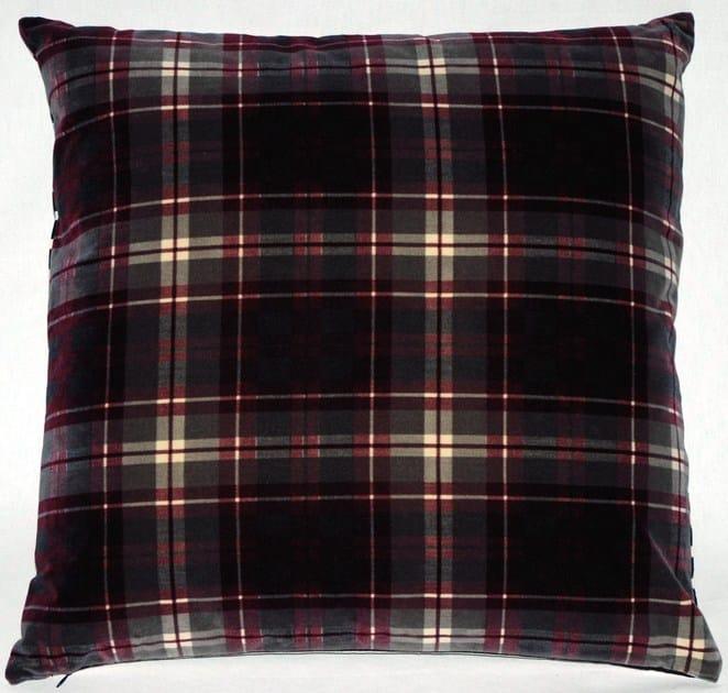 cuscino quadrato sfoderabile double jeu by roche bobois. Black Bedroom Furniture Sets. Home Design Ideas