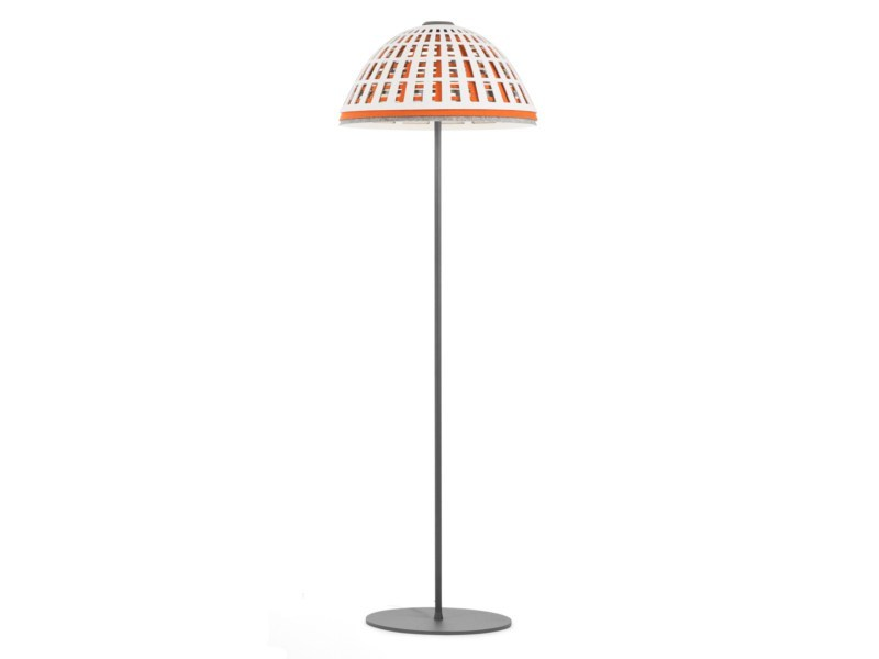 Felt floor lamp LOOS | Floor lamp - ZERO