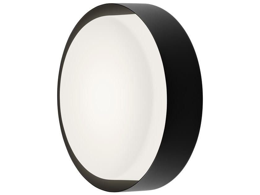 Steel wall light CAP | Wall lamp - ZERO