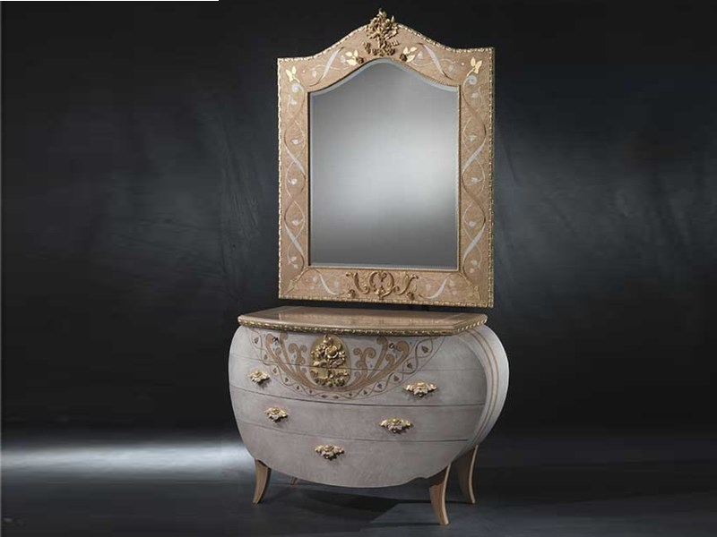 Wooden dresser VANITY | Wooden dresser - Carpanelli Classic