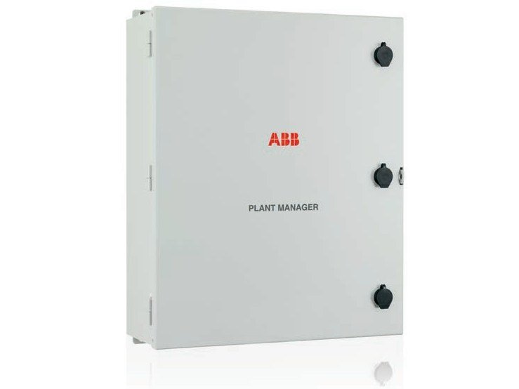 Monitoring system for photovoltaic system VSN750 Plant Manager by ABB