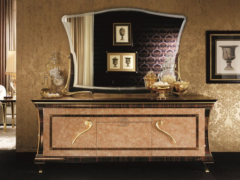 Deco sideboard with doors ROSSINI | Sideboard by Arredoclassic