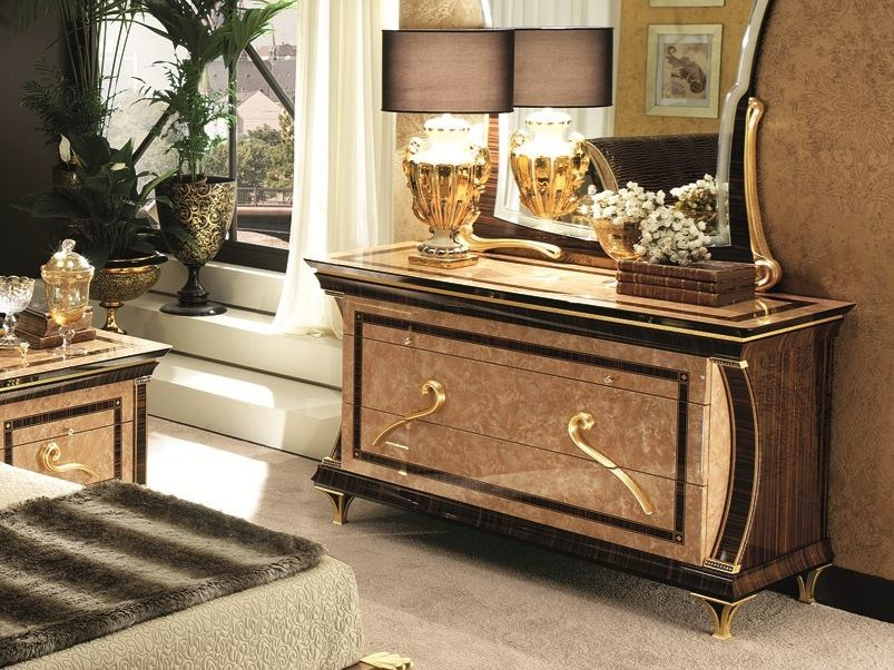 Deco dresser ROSSINI | Dresser by Arredoclassic