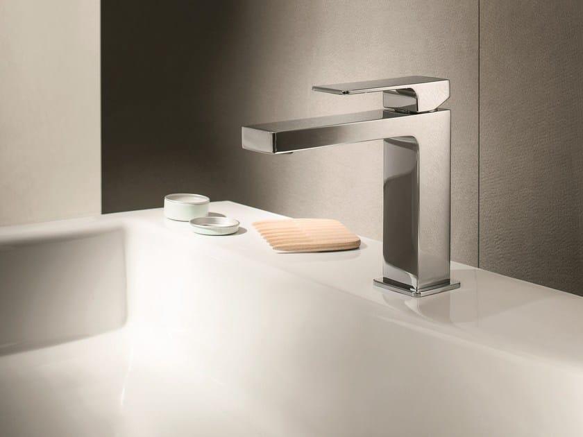Mint miscelatore per lavabo da piano by fantini rubinetti for Rubinetti per lavabo