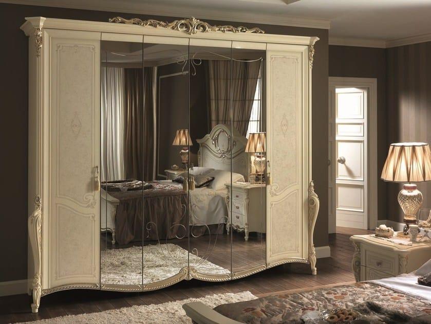 Classic style wardrobe TIZIANO | Wardrobe - Arredoclassic