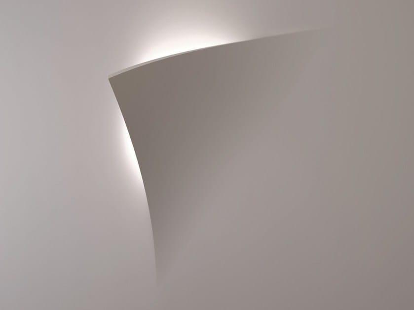 Lampada da parete lampada da soffitto in aircoral leaf - Lampade da muro design ...