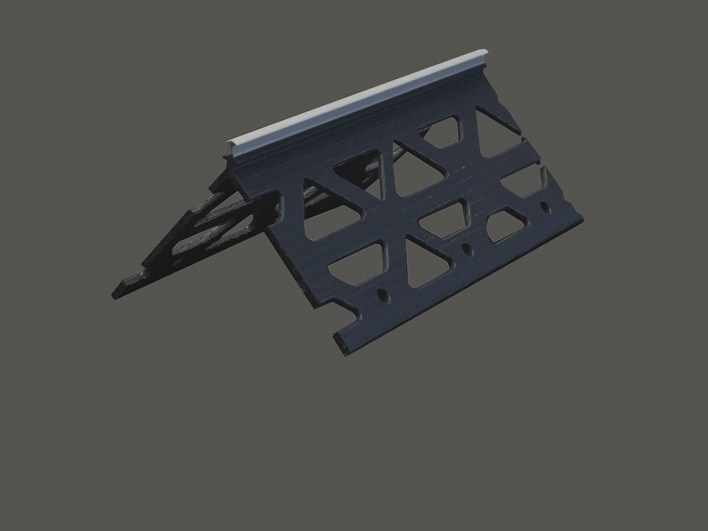 Edge protector PVC PROFILE PLUS - EDINET