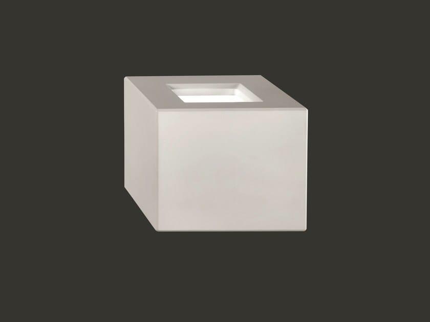 LED DurCoral® wall lamp NUSS - Buzzi & Buzzi
