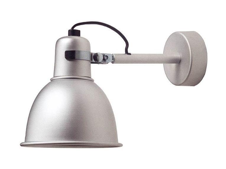 Direct light aluminium wall light APPLIQUE - KRIPTONITE