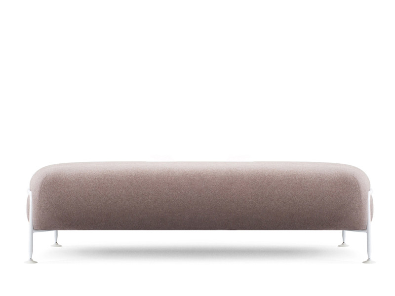 Upholstered bench MEGA | Bench - Massproductions