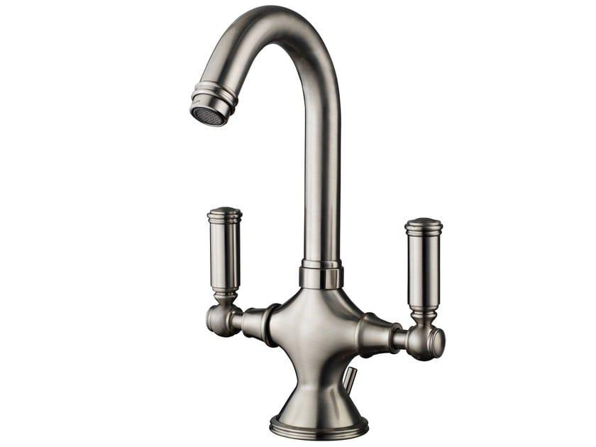 Countertop 1 hole washbasin tap LIBERTY | Countertop washbasin tap - Bossini