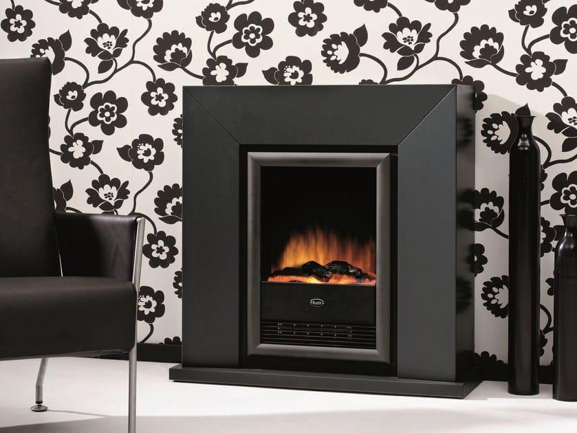 chemin e lectrique murale diablo suite by british fires. Black Bedroom Furniture Sets. Home Design Ideas