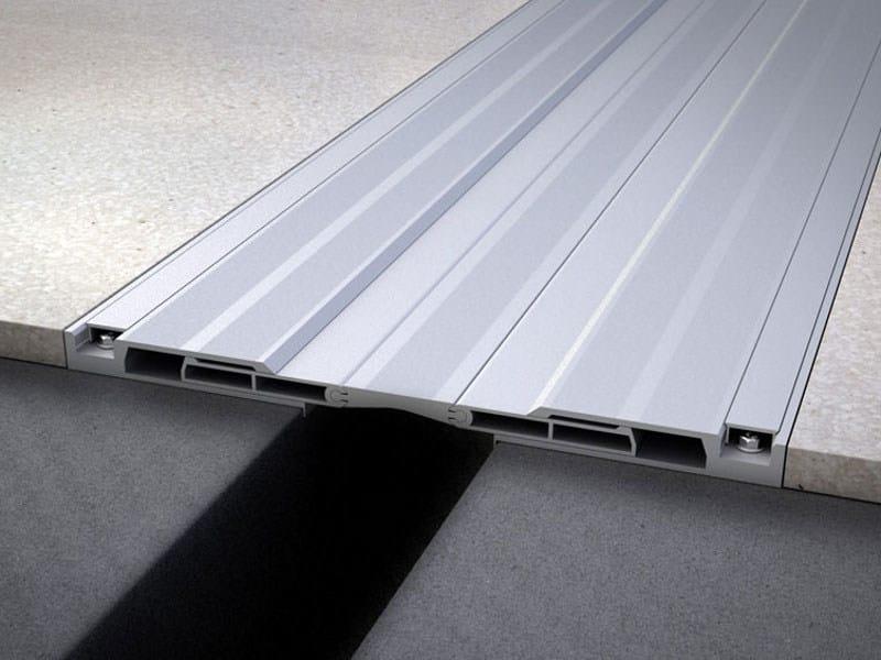 Aluminium Flooring joint NOVOJUNTA PRO® SISMO SU - EMAC Italia