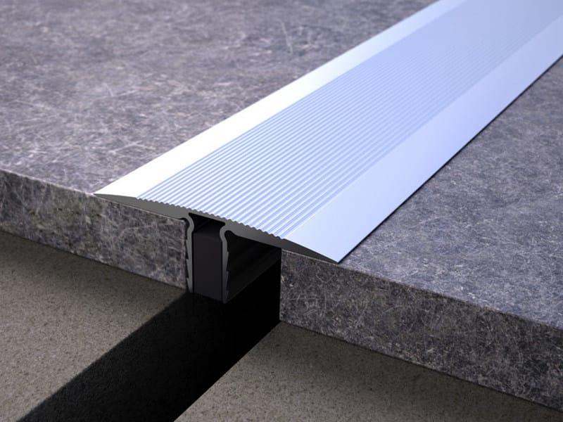 Aluminium Flooring joint NOVOJUNTA PRO® DECOR - EMAC Italia