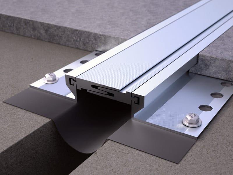 Aluminium Flooring joint NOVOJUNTA PRO® MOBILE - EMAC Italia