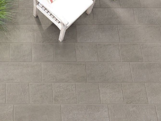 Porcelain stoneware outdoor floor tiles PAVÈ WALKING - SICHENIA GRUPPO CERAMICHE